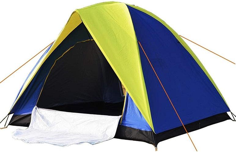 SXBB Tente de Camping Tente à Deux étages pour Plusieurs Personnes Tente extérieure Tente Couche d'humidité Hamac