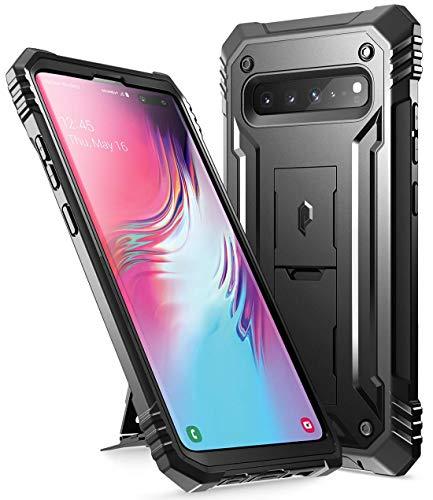 Poetic Revolution Series für Samsung Galaxy S10 5G, schwarz
