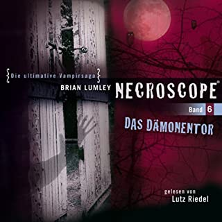 Das Dämonentor (Necroscope 6) Titelbild
