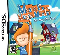 Max & the Magic Marker - マックス & ザ マジック マーカー (Nintendo DS 海外輸入北米版ゲームソフト)
