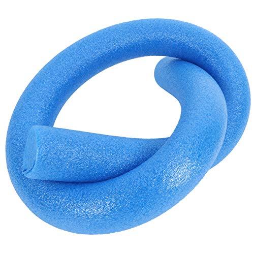 Yosoo123 Tallarines de natación, Fideos de Piscina de Espuma EPE Agua Palo Flotante Juegos con los Ojos vendados Jugar al Juguete(Azul)