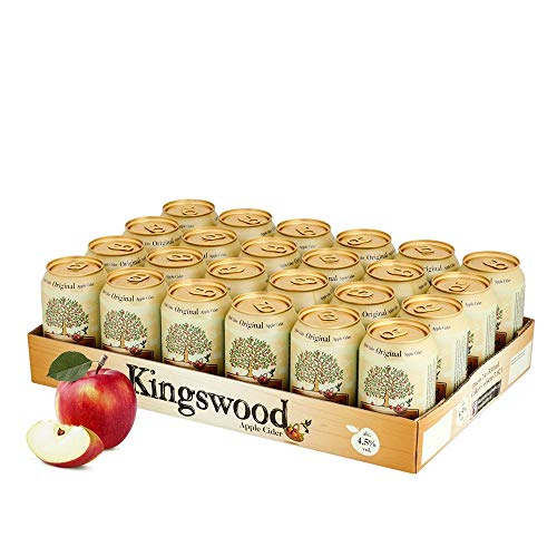 Kingswood Cider Palette (24 x 330 ml)