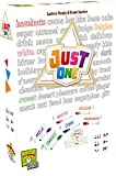 Just One Party Game (White Box)   Cooperative Board Game for Adults and Kids   Fun Games for Family Game Night   Ages 8 and up   3-7 Players   Average Playtime 20 Minutes   Made by Repos Production