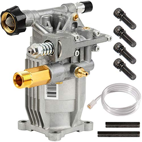 YAMATIC Max 3000 PSI 2.4 GPM Pressure Washer Pump Horizontal 3/4