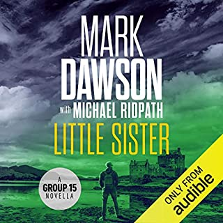 Little Sister                   By:                                                                                                                                 Mark Dawson                               Narrated by:                                                                                                                                 David Thorpe                      Length: 3 hrs and 16 mins     25 ratings     Overall 4.4