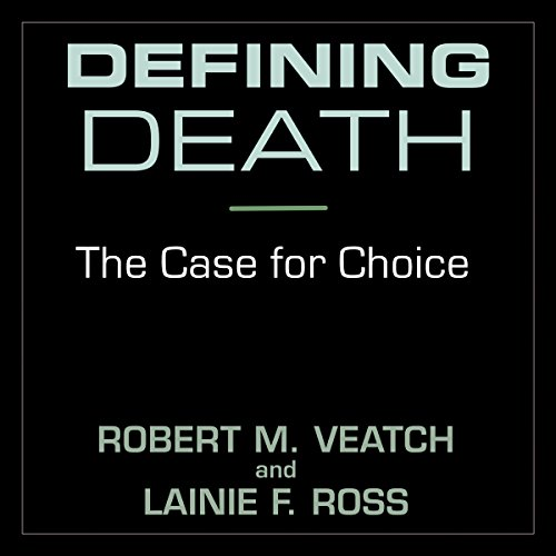 Defining Death audiobook cover art