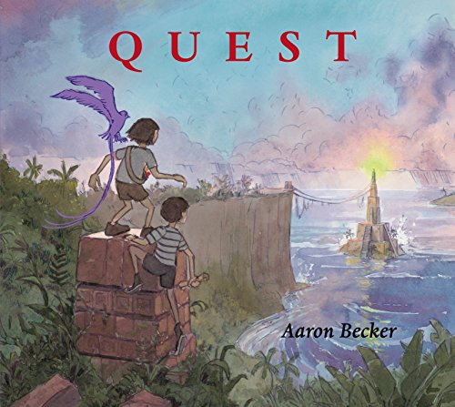 Quest (Aaron Becker's Wordless Trilogy, Band 2)