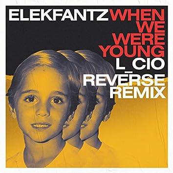 When We Were Young (L_cio Reverse Remix)