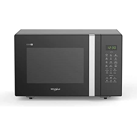 (Renewed) Whirlpool 30 L Convection Microwave Oven (MAGICOOK PRO 32CE BLACK, WHL7JBlack)