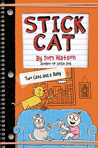 Download Stick Cat: Two Cats and a Baby (English Edition) B072JF5FDX
