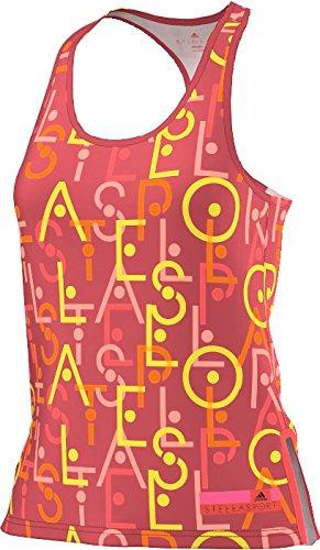 adidas AA3787 - Camiseta para Mujer (Talla M), Color Rosa