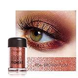 Highlighter Lidschatten , Yogogo 1 Cent Artikel Eyeliner   Focallure 18 Farben Augenschatten Makeup...