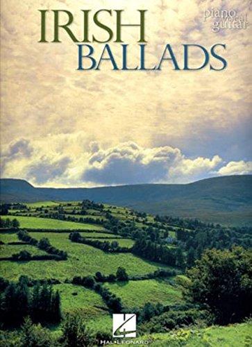 Irish Ballads Pvg Book: Noten für Klavier, Gesang, Gitarre