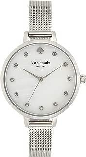 Kate Spade New York Ladies Metro Wrist Watch -Slim 10MM Bracelet