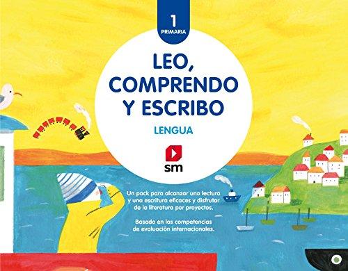 Lengua: leo, comprendo y escribo. 1 Primaria. Pack