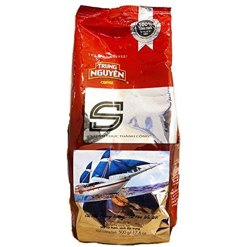 ベトナムコーヒー DRIP用濃口 Sコーヒー 徳用サイズ 500g TRUNG NGUYEN製