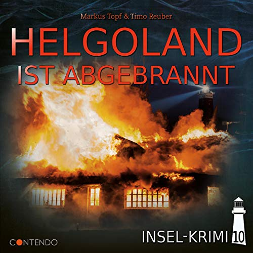 Helgoland ist abgebrannt  By  cover art