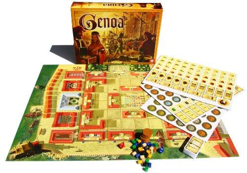 Rio Grande Games Genoa
