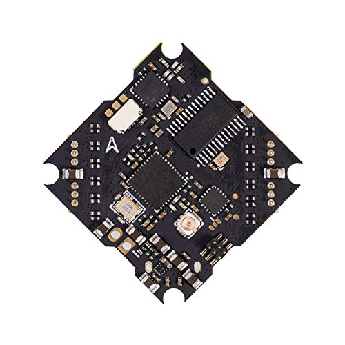 BETAFPV F4 AIO 1S Brushless Flight Controller SPI Frsky LBT Receiver 5A ESC Integrated VTX with BT2.0 Connector for 1S FPV Brushless Whoop Drone Like Meteor65 HX100 SE Quadcopter