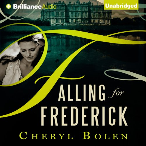 Falling for Frederick audiobook cover art