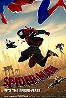 映画ポスター スパイダーマン スパイダーバース マーベル 24×35.6inc (61×90.5cm) US版 hi2 [並行輸入品]