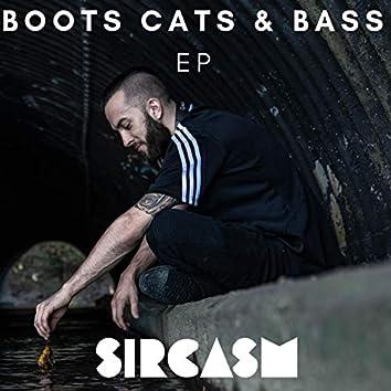 Boots Cats & Bass