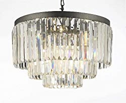 3 tier traditional crystal chandelier cheap and stylish lighting