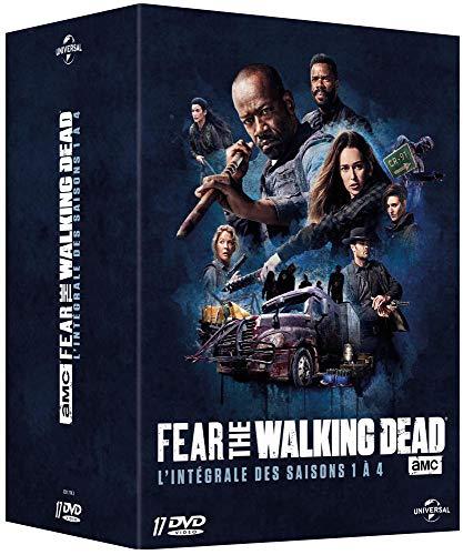 Fear The Walking Dead-L'intégrale des Saisons 1 à 4