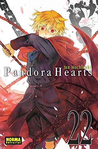 [画像:Pandora hearts 22]