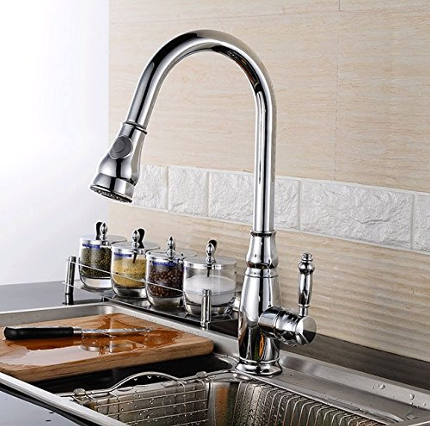 Mangeoo Faucet The Kitchen Draws The Faucet, The Copper Hot And Cold Water Tank, The Faucet, The Wash Basin, The Washing Basin Water Faucet.