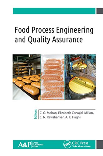 Food Process Engineering and Quality Assurance (English Edition)
