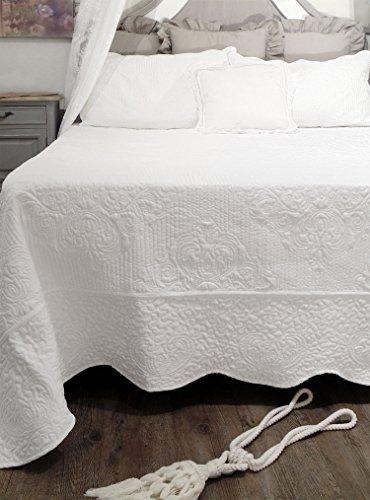 AT17 Tagesdecke Bouti Decke für Bett, Doppelbett