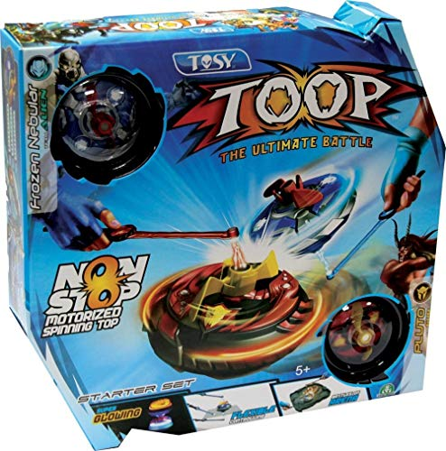 Playwell Toop Battle Top Game, Multi Color