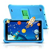 qunyiCO Tablet da 7 Pollici per Bambini 32GB Android 10.0 Go WiFi Fotocamera 2GB RAM HD Touch Screen...