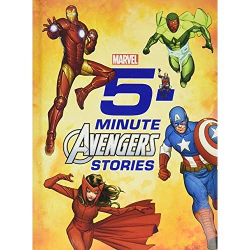 Marvel 5-Minute Avengers Stories