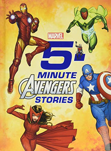 5-Minute Avengers Stories (5-Minute...