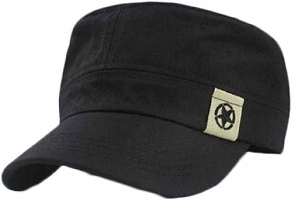 Direct stock discount DIOMOR Fashion Unisex Low Cheap bargain Profile Flat Ba Snapback Military Roof