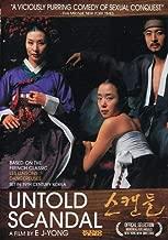untold scandal english subtitles