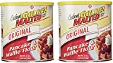 Golden Malted Pancake & Waffle Flour,...