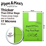 Pippa & Max Dog Poo Bags Biodegradable (300) - Extra Strong Eco Doggy Walking Poop Bags 11