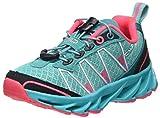 CMP Campagnolo Kids Altak Trail Shoe 2.0, Zapato para Caminar Unisex Niños, Brillo De Cerámica, 29 EU