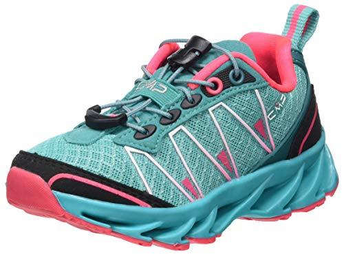 CMP Campagnolo Unisex-Child Kids ALTAK Trail 2.0 Walking Shoe, Ceramic-Gloss, CERAMIC-GLOSS, 27 EU