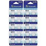 Act bottone senza mercurio AG13/LR44/LR1154/357 (1,5 V, 20 Pack)