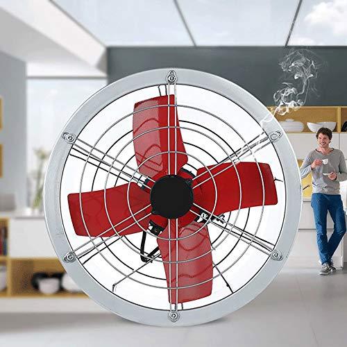 Extractor de aire de pared potente, Ventilador de ventilación de escape silencioso, extractor ventilador de aire en línea, Extractor industrial,10inch, 12inch, 20inch, 24inch,10in