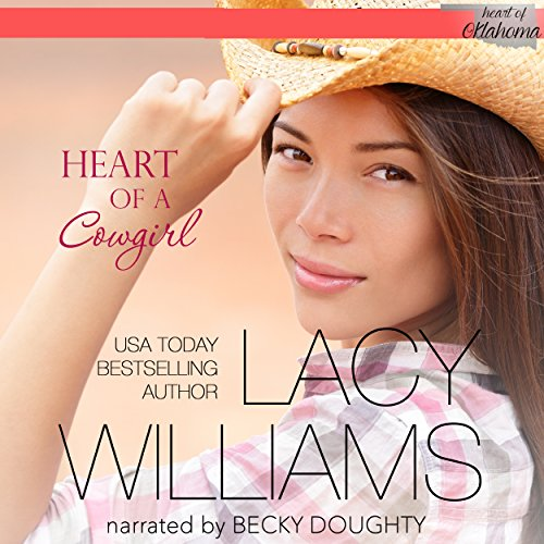 Heart of a Cowgirl audiobook cover art