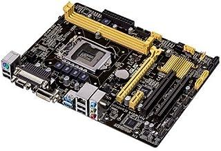 ASUS B85M-D Plus Intel® B85 LGA 1150 (Zócalo H3) Micro ATX - Placa Base (DDR3-SDRAM, DIMM, 1066,1333,1600 MHz, 16 GB, Intel, Intel® Celeron®, Intel® Celeron® Dual-Core, Intel® Pentium®)