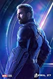 Import Posters The Avengers : Infinity WAR – Captain