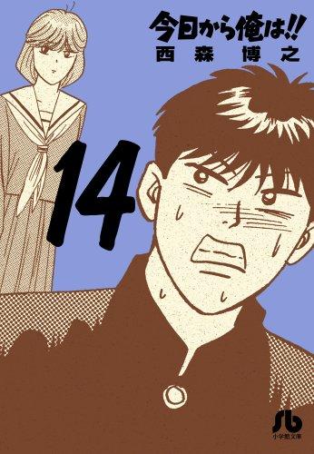 今日から俺は!! (14) (小学館文庫 にB 14)