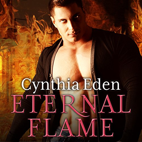 Eternal Flame audiobook cover art
