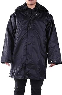 XINHEO Men Outdoor Thickened Winter Mid Long Windproof Sentinel Jacket
